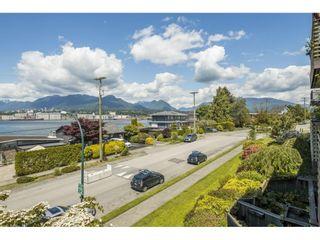 "Photo 2: 302 2366 WALL Street in Vancouver: Hastings Condo for sale in ""Landmark Mariner"" (Vancouver East)  : MLS®# R2593435"