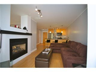 """Photo 4: 605 989 RICHARDS Street in Vancouver: Downtown VW Condo for sale in """"THE MONDRIAN"""" (Vancouver West)  : MLS®# V833931"""