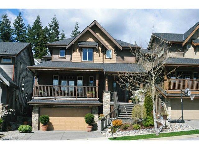 Main Photo: 3387 HORIZON Drive in Coquitlam: Burke Mountain House for sale : MLS®# V1057281