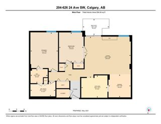 Photo 31: 204 626 24 Avenue SW in Calgary: Cliff Bungalow Apartment for sale : MLS®# A1106884