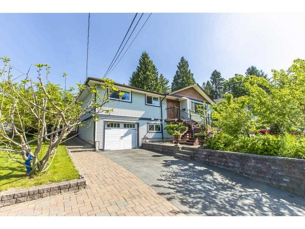 Main Photo: 1579 HAMMOND Avenue in Coquitlam: Central Coquitlam House for sale : MLS®# R2581772