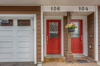 Photo 2: 106 2680 Peatt Rd in : La Langford Proper Row/Townhouse for sale (Langford)  : MLS®# 845774