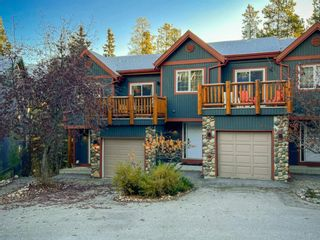 Photo 1: 18 1022 Rundleview Drive: Canmore Row/Townhouse for sale : MLS®# A1153607