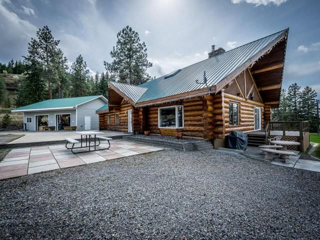 Main Photo: 2500 MINERS BLUFF ROAD in Kamloops: Campbell Creek/Deloro House for sale : MLS®# 151065