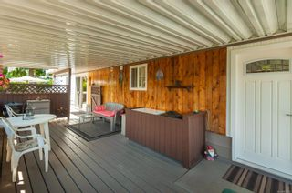 Photo 4: 116 5854 Turner Rd in : Na Pleasant Valley Manufactured Home for sale (Nanaimo)  : MLS®# 877359
