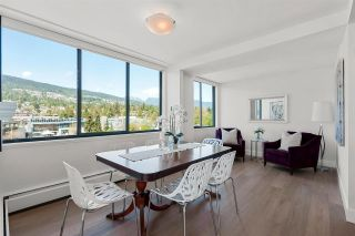 Photo 11: 703 2167 BELLEVUE AVENUE in West Vancouver: Dundarave Condo for sale : MLS®# R2615536