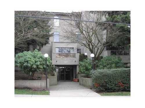 Main Photo: 204 225 MOWAT Street in New Westminster: Home for sale : MLS®# V930251