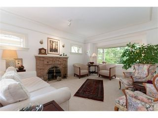 Photo 2: 3841 20TH Ave W in Vancouver West: Dunbar Home for sale ()  : MLS®# V952752