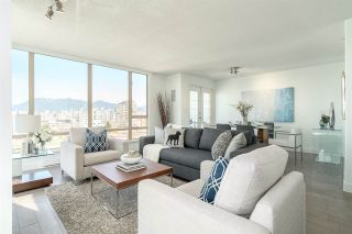 """Photo 2: 901 1405 W 12TH Avenue in Vancouver: Fairview VW Condo for sale in """"THE WARRENTON"""" (Vancouver West)  : MLS®# R2053078"""