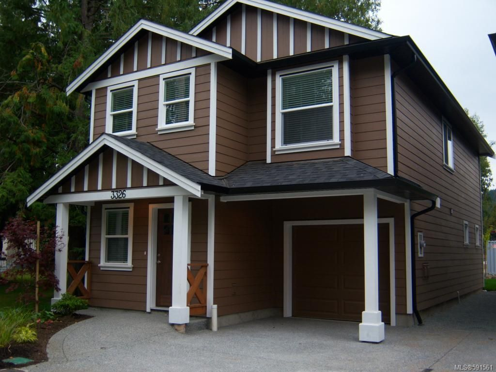 Main Photo: 3270 Hazelwood Rd in Langford: La Happy Valley House for sale : MLS®# 591561