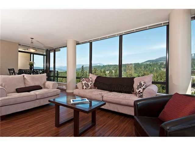 """Main Photo: 1008 110 BREW Street in Port Moody: Port Moody Centre Condo for sale in """"ARIA-SUTER BROOK"""" : MLS®# V840788"""