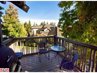 """Photo 7: 23 15020 27A Avenue in Surrey: Sunnyside Park Surrey Townhouse for sale in """"ST. MARTINS LANE"""" (South Surrey White Rock)  : MLS®# F1125537"""