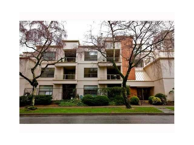 Main Photo: 311 1080 Broughton Street in : West End VW Condo for sale : MLS®# V851881