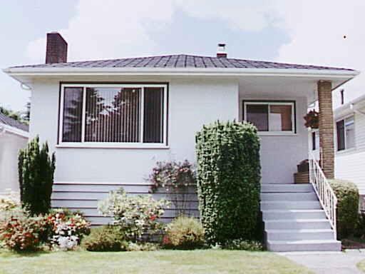 Main Photo: 2556 SE MARINE DRIVE in : Fraserview VE House for sale : MLS®# V200140