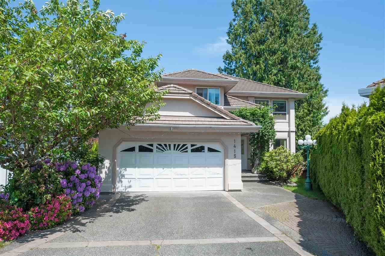 Main Photo: 1415 BRISBANE Avenue in Coquitlam: Harbour Chines House for sale : MLS®# R2544626