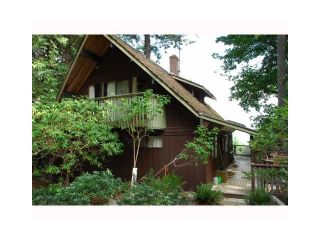 Photo 2: 1265 OCEANVIEW Road: Bowen Island Home for sale ()  : MLS®# V1040225