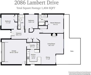 Photo 3: 2086 Lambert Dr in COURTENAY: CV Courtenay City House for sale (Comox Valley)  : MLS®# 813278