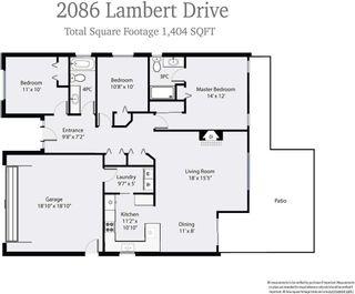 Photo 3: 2086 Lambert Dr in COURTENAY: CV Courtenay City House for sale (Comox Valley)  : MLS®# 813278