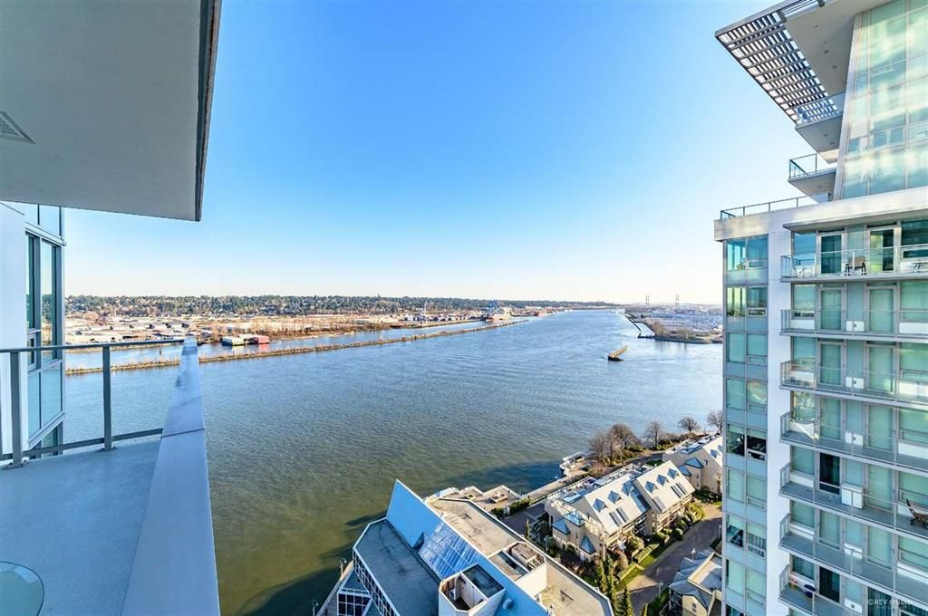 Photo 13: Photos: 2406 - 908 Quayside Drive in New Westminster: Quay Condo for sale