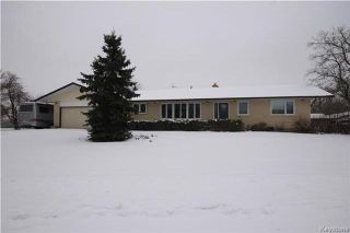 Photo 1: 582 Main Street in St Adolphe: R07 Residential for sale : MLS®# 1722644