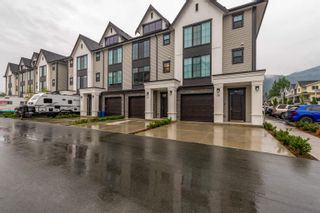 """Main Photo: 19 5480 PEBBLE Lane in Chilliwack: Vedder S Watson-Promontory Townhouse for sale in """"Webster Crossing / Greystone"""" (Sardis)  : MLS®# R2617953"""