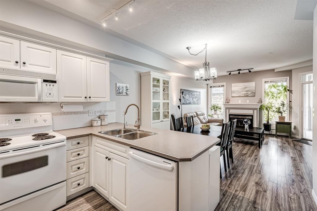 Main Photo: 409 2422 Erlton Street SW in Calgary: Erlton Apartment for sale : MLS®# A1123257