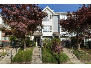 """Photo 1: 6711 PRENTER Street in Burnaby: Highgate Townhouse for sale in """"ROCK HILL"""" (Burnaby South)  : MLS®# R2010743"""