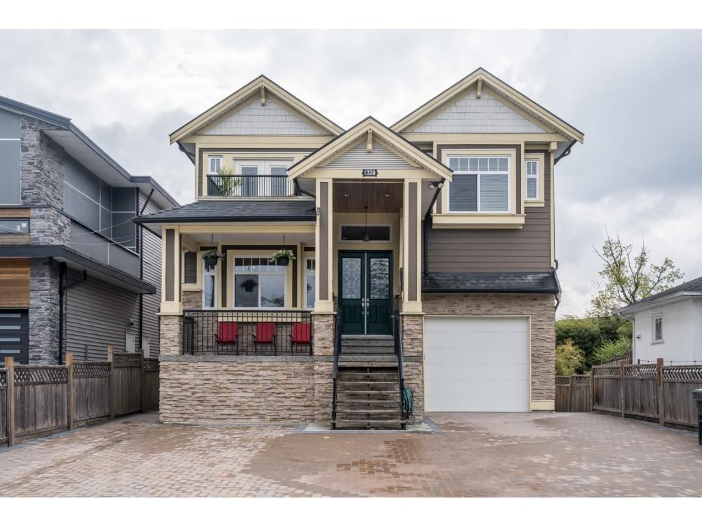 Main Photo: 1320 EWEN Avenue in New Westminster: Queensborough House for sale : MLS®# R2572551