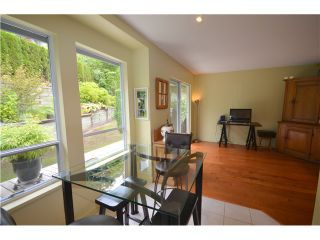"""Photo 10: 33 103 PARKSIDE Drive in Port Moody: Heritage Mountain Townhouse for sale in """"TREETOPS"""" : MLS®# V1029401"""