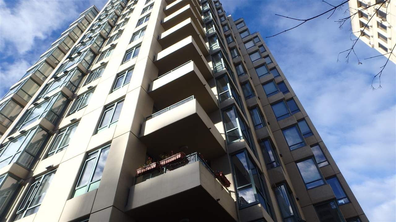 Main Photo: 508 1238 BURRARD STREET in : Downtown VW Condo for sale : MLS®# R2024919