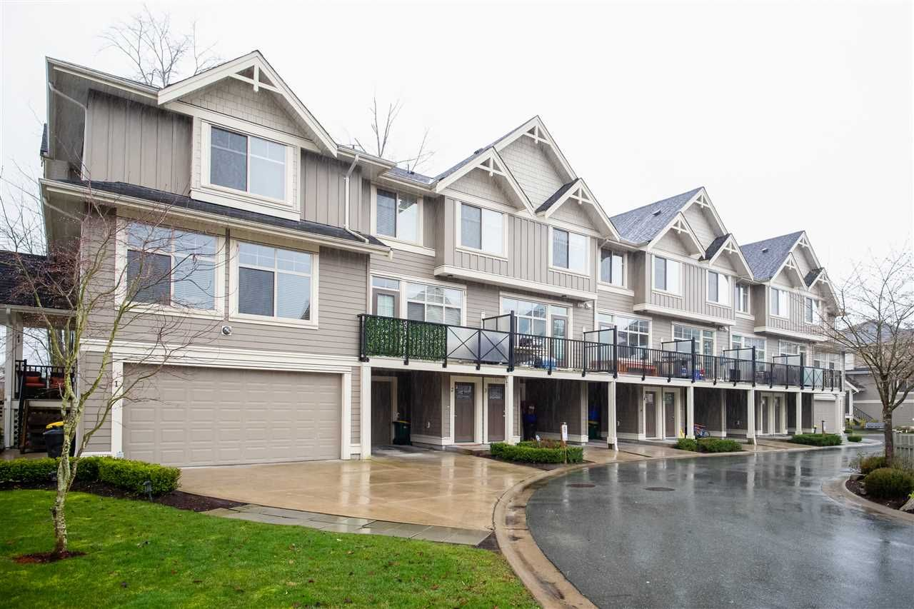 """Main Photo: 4 19525 73 Avenue in Surrey: Clayton Townhouse for sale in """"UPTOWN"""" (Cloverdale)  : MLS®# R2441592"""