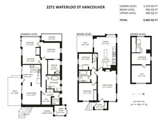 """Photo 20: 2271 WATERLOO Street in Vancouver: Kitsilano House for sale in """"KITSILANO!"""" (Vancouver West)  : MLS®# R2086702"""