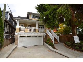 Photo 1: 3541 W 8TH Avenue in Vancouver: Kitsilano 1/2 Duplex for sale (Vancouver West)  : MLS®# V900175
