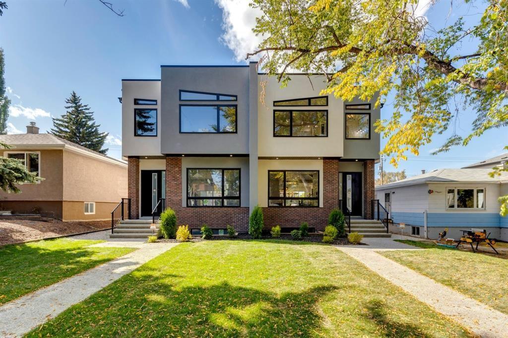 Main Photo: 2813 36 Street SW in Calgary: Killarney/Glengarry Semi Detached for sale : MLS®# A1145604