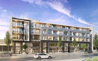 Main Photo: 406 4352 HASTINGS STREET in Burnaby: Willingdon Heights Condo for sale (Burnaby North)  : MLS®# R2562387