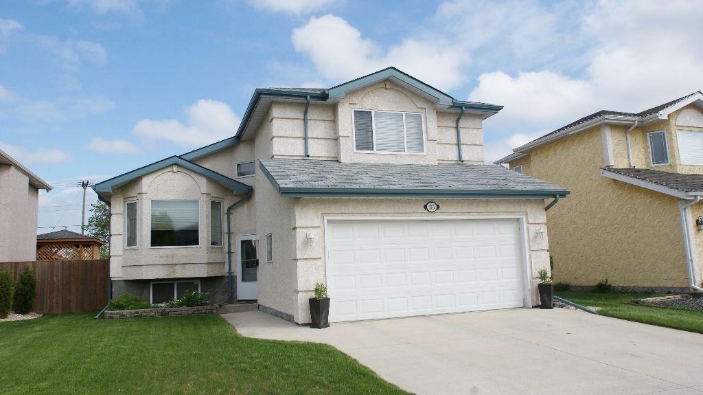Main Photo: 153 Strongberg Drive in Winnipeg: North Kildonan Residential for sale (North East Winnipeg)  : MLS®# 1212051