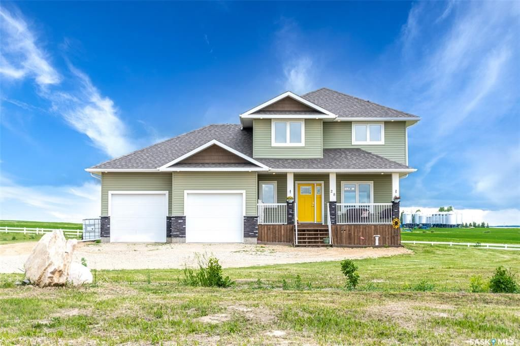 Main Photo: 28 Meadowlark Crescent in Blucher: Residential for sale (Blucher Rm No. 343)  : MLS®# SK860334