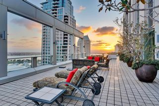 Photo 6: DOWNTOWN Condo for rent : 3 bedrooms : 645 Front St #2204 in San Diego