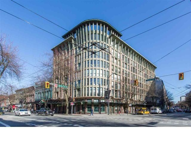 """Main Photo: 213 1 E CORDOVA Street in Vancouver: Downtown VE Condo for sale in """"CARROLL STATION"""" (Vancouver East)  : MLS®# R2587442"""
