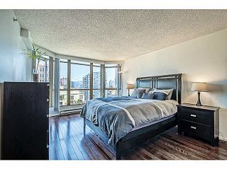 "Photo 13: 2106 867 HAMILTON Street in Vancouver: Downtown VW Condo for sale in ""JARDINE'S LOOKOUT"" (Vancouver West)  : MLS®# V1117977"