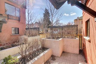 Photo 45: 202 1818 14A Street SW in Calgary: Bankview Row/Townhouse for sale : MLS®# A1100804