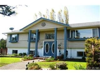 Photo 1:  in VICTORIA: SE Gordon Head House for sale (Saanich East)  : MLS®# 468532