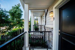 "Photo 3: 9 6188 141 Street in Surrey: Sullivan Station Townhouse for sale in ""VANTAGE"" : MLS®# R2621029"