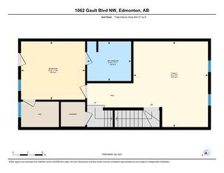 Photo 47: 1062 GAULT Boulevard in Edmonton: Zone 27 Townhouse for sale : MLS®# E4261913