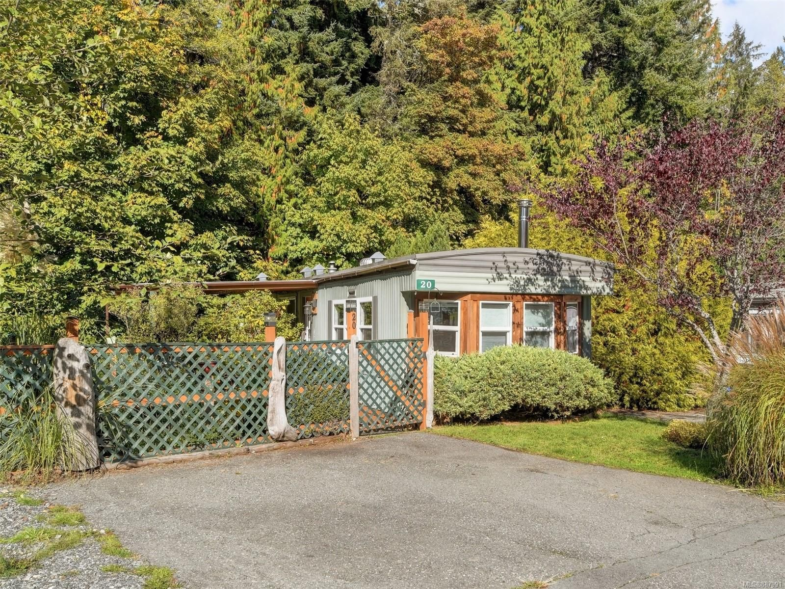 Main Photo: 20 2615 Otter Point Rd in Sooke: Sk Otter Point Manufactured Home for sale : MLS®# 887991