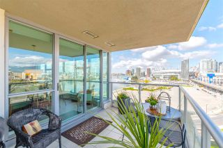 """Photo 7: 1206 125 MILROSS Avenue in Vancouver: Mount Pleasant VE Condo for sale in """"CREEKSIDE"""" (Vancouver East)  : MLS®# R2159245"""