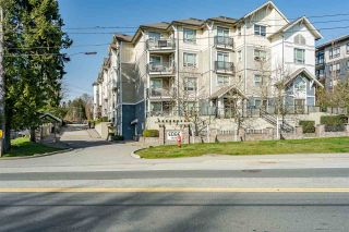 "Photo 1: 323 13897 FRASER Highway in Surrey: Whalley Condo for sale in ""THE EDGE"" (North Surrey)  : MLS®# R2560710"