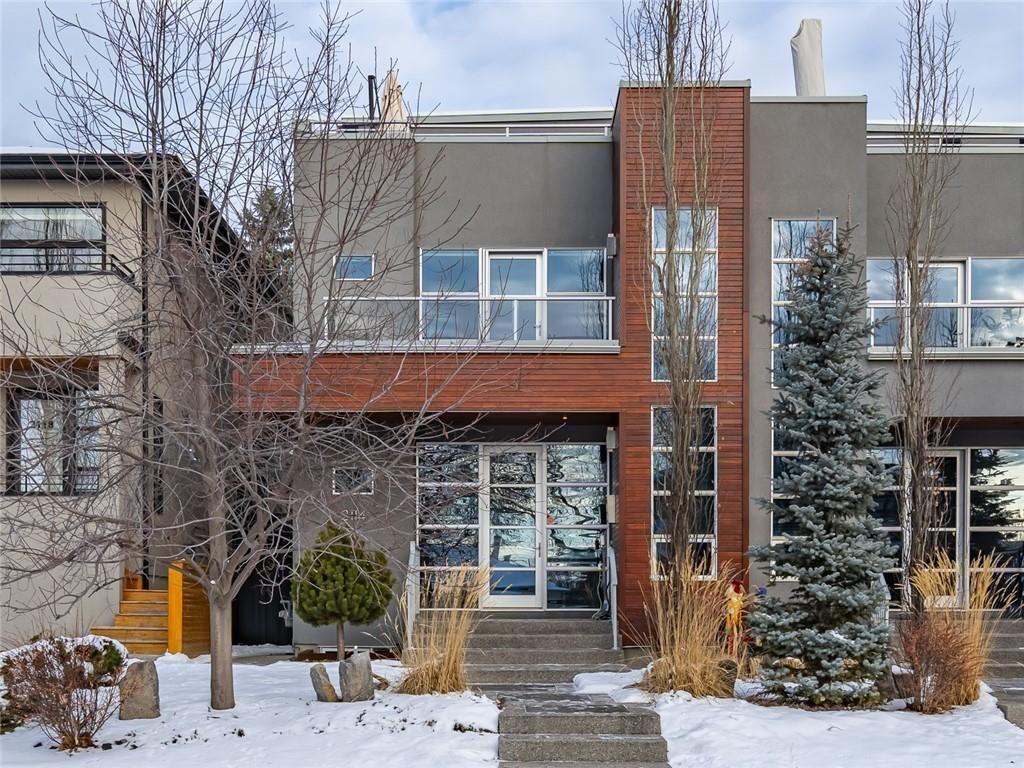 Main Photo: 2114 31 Avenue SW in Calgary: Richmond Semi Detached for sale : MLS®# A1066920