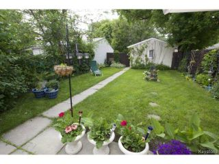 Photo 19: 111 Bristol Avenue in WINNIPEG: St Boniface Residential for sale (South East Winnipeg)  : MLS®# 1416232