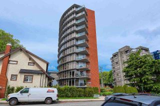 """Photo 1: 201 2965 FIR Street in Vancouver: Fairview VW Condo for sale in """"Crystle Court"""" (Vancouver West)  : MLS®# R2582689"""